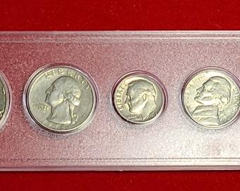 1978 Birth Year Set 5 US Coins in Holder