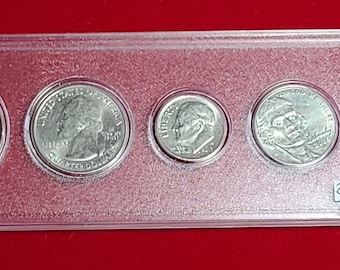 2016 Birth Year Set 5 Uncirculated Coins in Holder