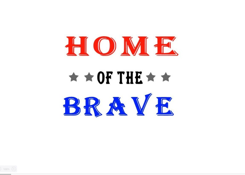 4th SVG Patriotic 4th of July  SVG United States Svg Cutting Files Holiday SVG Cutting Files for Silhouette and Cricut