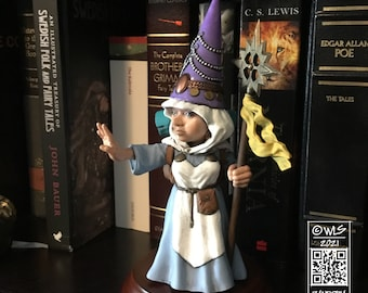 Guardin' Gnomess Healer