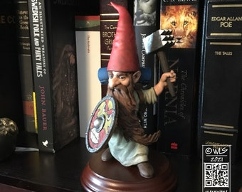 Guardin' Gnome with Mace