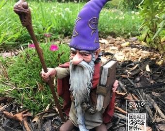 Guardin' Gnome Wizard