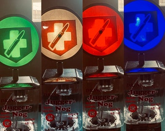 Juggernog Gumball Machine COD Zombies color changing