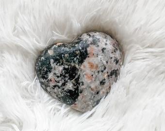 Sunstone Heart
