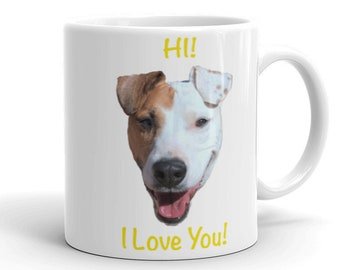 Coffee Mug - Rover Love