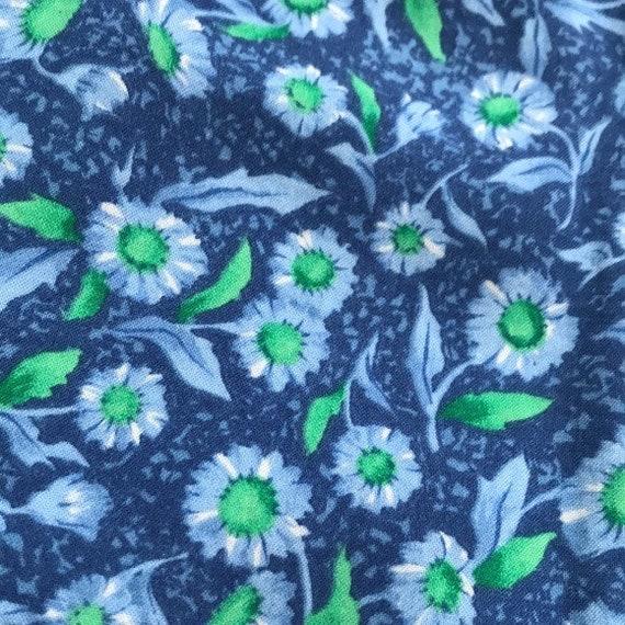 80's Vintage FADS Floral Romper - image 3