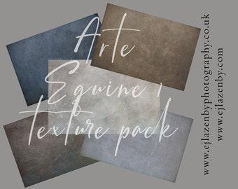 Arte Equine 1 Texture Pack - digital photoshop overlay set