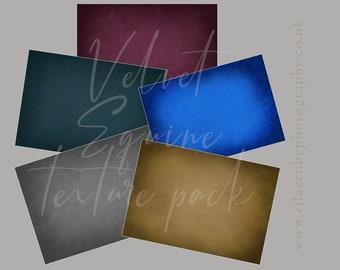 Velvet Equine Texture Pack - digital photoshop overlay set