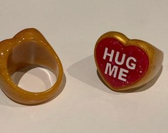 Hug Me Candy Ring