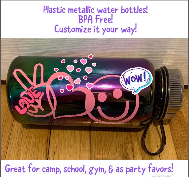 Custom Party Favors 6 pack