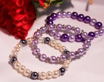 Harlow Beaded Bracelets