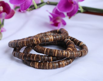 Coconuts About You Stackable Bracelets