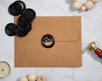 lettres de remerciement Lot de 624 perles de cire /à cacheter pour sceau et enveloppes invitation de mariage