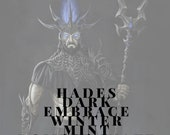 Hades Inspired Candle