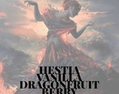 Hestia Inspired Candle