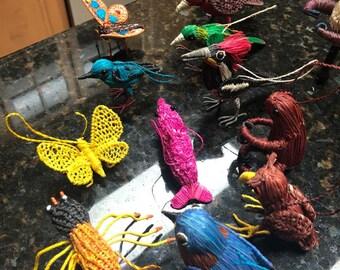Chambira Decorative Figurine