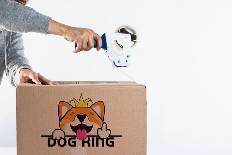 Cute Dog PNG JPG Digital File NEW