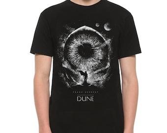 Frank Herbert Dune T-Shirt, Men's Women's All Sizes