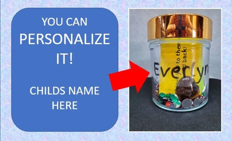 Inspirational Kids Jar