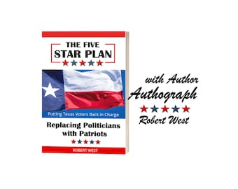 The Five Star Plan Book Autographed