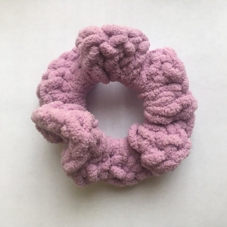 Super soft handmade Scrunchie set of 3