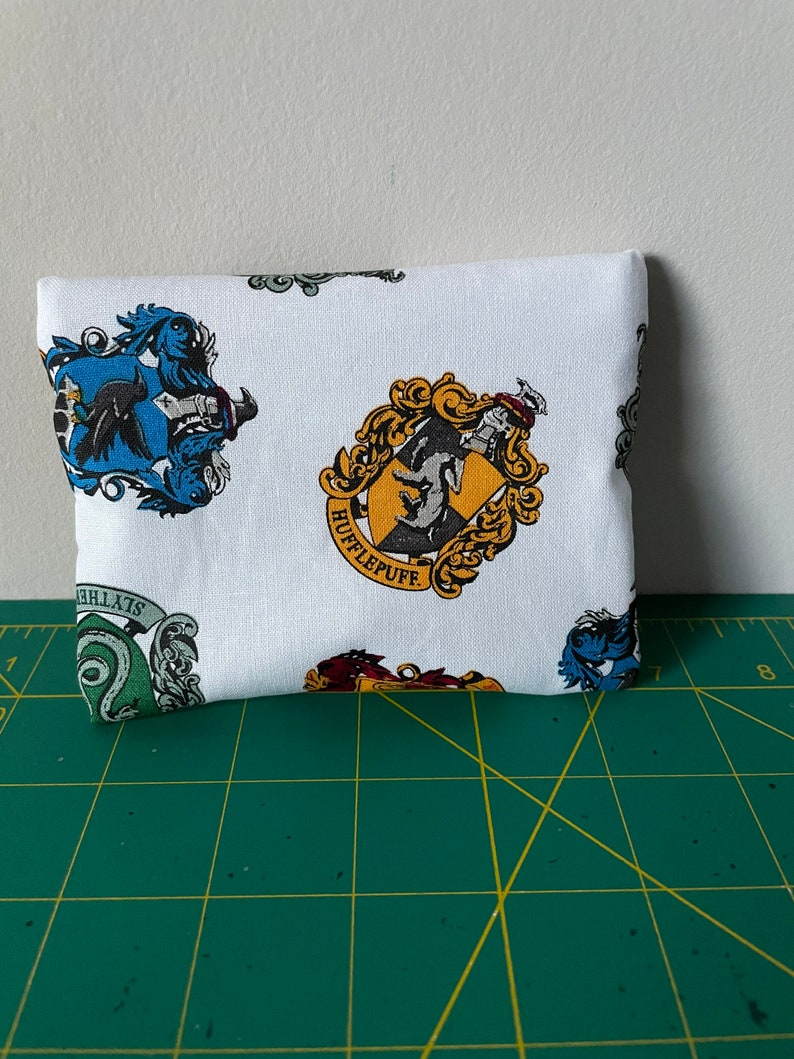 Harry Potter Houses Cloth Pad Wrapper