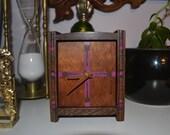 EXTREMELY RARE Robert McKeown clock