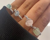Crystal rings UK delivery