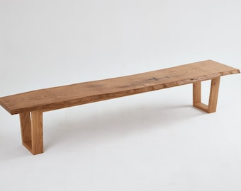 ContrastFurniture - The Wistmans Bench - Beautiful Wooden Furniture with a Lifetime Guarantee