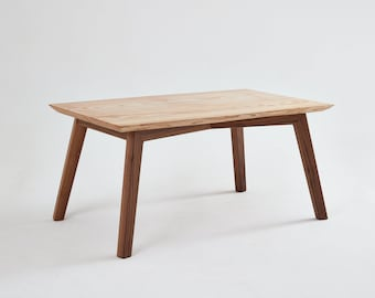 ContrastFurniture - The Odell Coffee Table - Beautiful Wooden Furniture with a Lifetime Guarantee