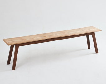 ContrastFurniture - The Odell Bench - Beautiful Wooden Furniture with a Lifetime Guarantee