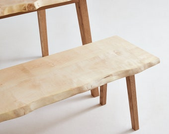 ContrastFurniture - The Sherwood Bench - Beautiful Wooden Furniture with a Lifetime Guarantee