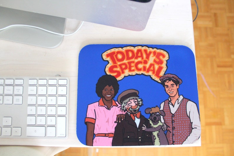 Today/'s Special Mousepad