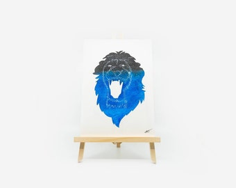 Lion in the Stars