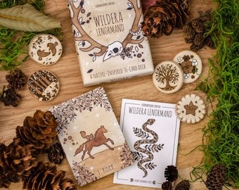 Wildera Lenormand Oracle Deck - First Edition - Limited Signed Copies