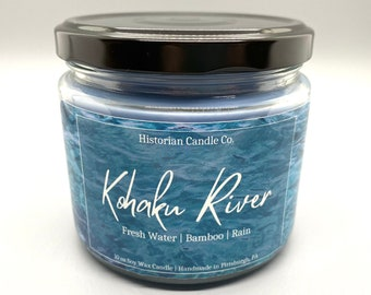 Kohaku River–10 oz. Soy Wax Scented Candle