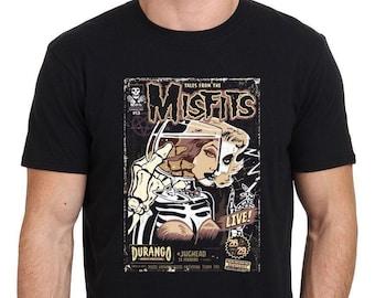 The Misfits Concert Poster