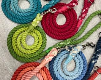 Rope Dog Lead - Larasluxuries