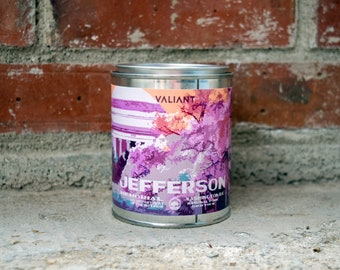 Jefferson Memorial Candle | Soy Wax | Cherry Blossoms