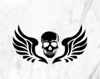 laser print cut design Sign T-Shirt Image ClipArt download epspngjpegsvg Skull svg  Skulls svg   Skull of a Head   Head Skull 4