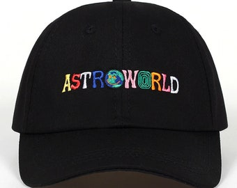 Travis Scott Astroworld Baseball Cap