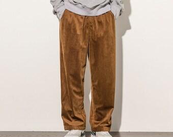Men's Casual Corduroy Pants
