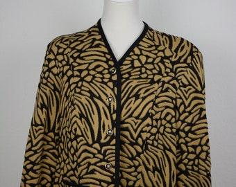 Vintage Cardigan XL