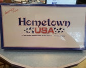 Sealed Hometown USA West St Paul Opoly Monopoly Board Game Complete