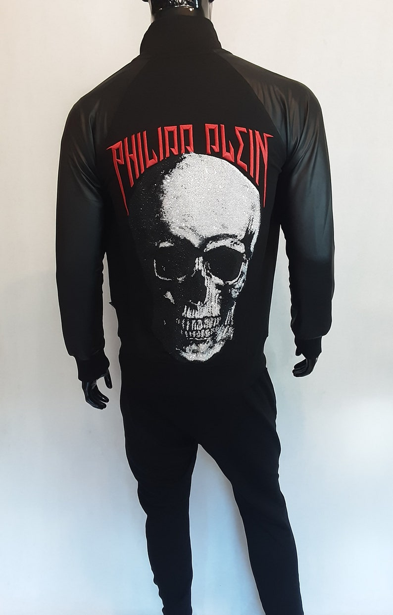 tracksuit philipp plein XL rock skull  brand  new
