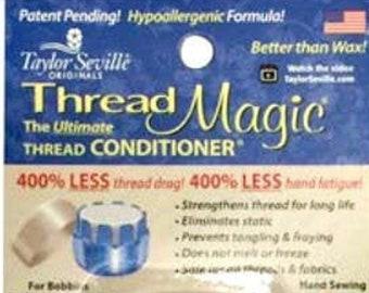 Thread Magic Bead Buddy Round Thread Conditioner, DIY Jewelry Bead Supply