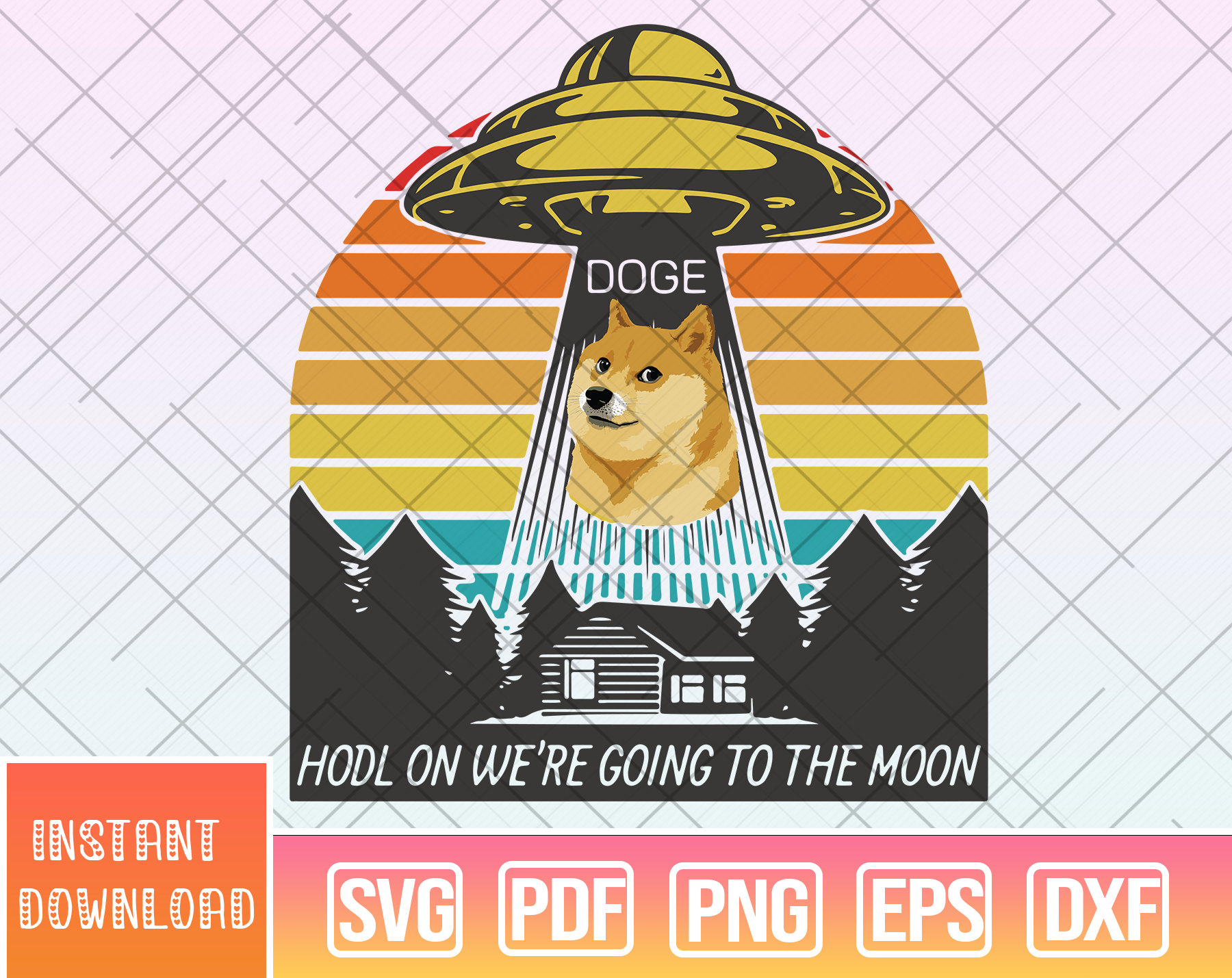 Doge Meme Stonks Svg Dogecoin Meme Svg Dogecoin Svg Stonks | Etsy
