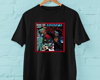 GZA Genius Rapper Songwritter T-shirt Cotton 100/% S-4XL USA size Free Shipping