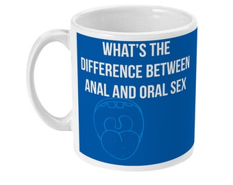 Difference between Oral Mug