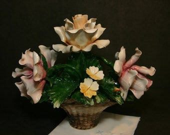 Expensive capodimonte most Question: What
